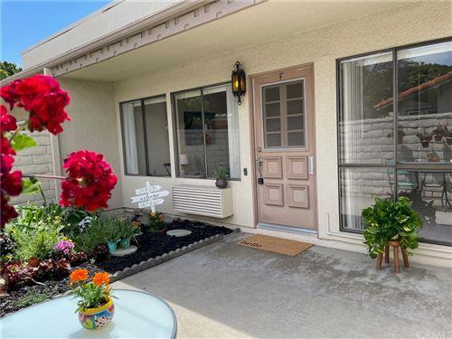 Photo of 2087 RONDA GRANADA #F, Laguna Woods, CA 92637 (MLS # OC21093184)