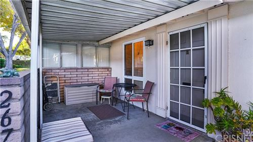 Tiny photo for 26743 Whispering Leaves Drive #B, Newhall, CA 91321 (MLS # SR19268184)