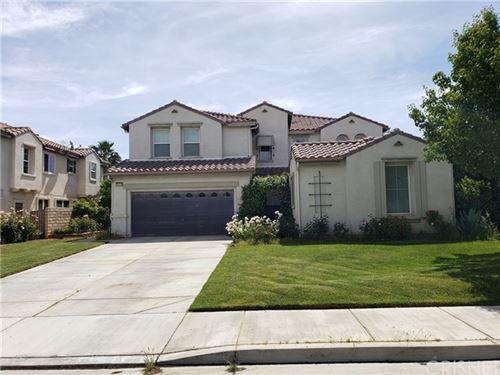 Photo of 39438 Desert Lilly Court, Palmdale, CA 93551 (MLS # SR20099184)