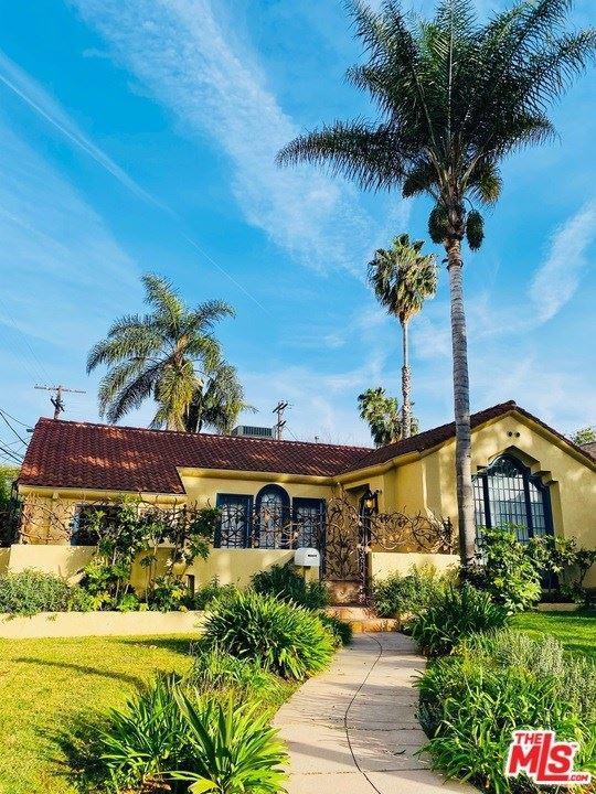 1116 S CURSON Avenue, Los Angeles, CA 90019 - MLS#: 20631184