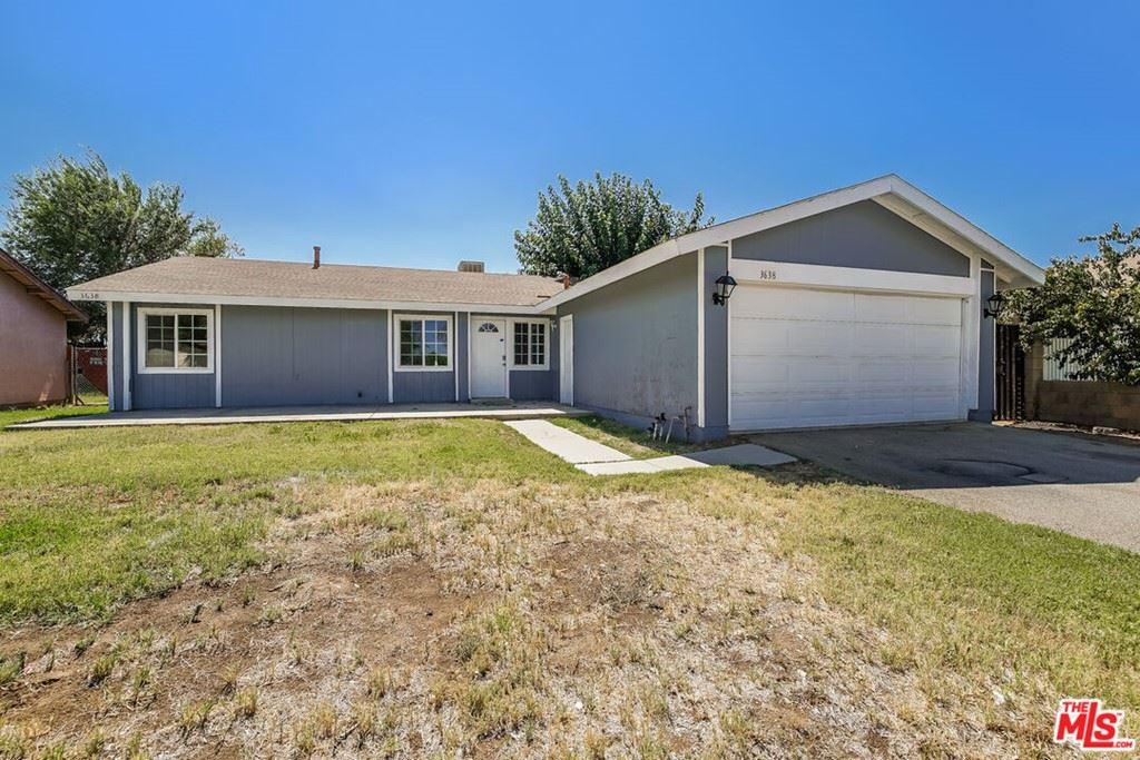 3638 W Avenue K14, Lancaster, CA 93536 - MLS#: 21786184
