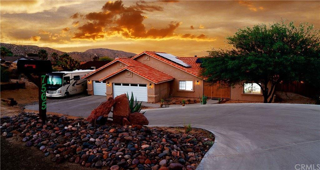 7565 Ventura Avenue, Yucca Valley, CA 92284 - MLS#: JT21126184