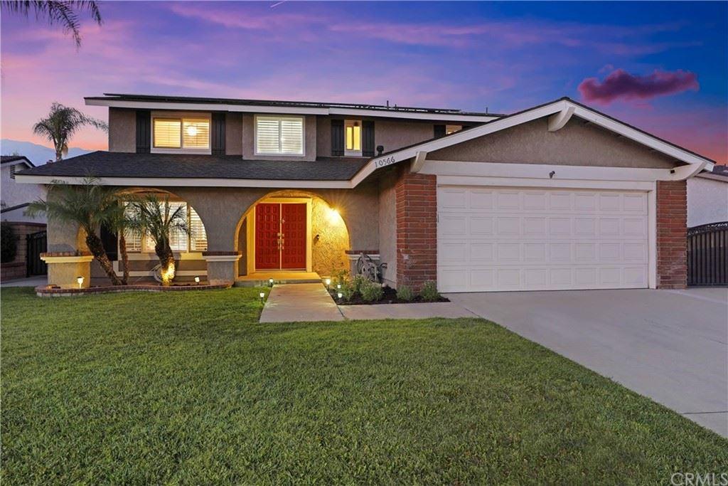 10566 Ring Avenue, Rancho Cucamonga, CA 91737 - MLS#: CV21203185