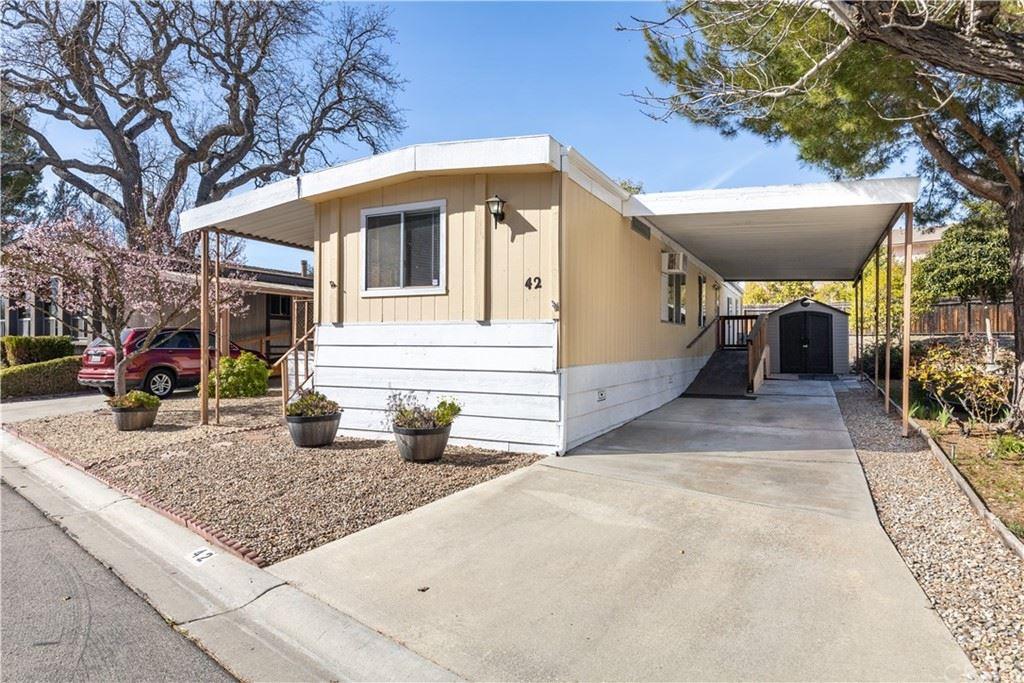 42 Via Santa Barbara #42, Paso Robles, CA 93446 - MLS#: NS21045185