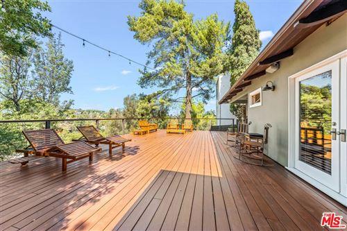Photo of 2177 Ridgemont Drive, Los Angeles, CA 90046 (MLS # 21786186)