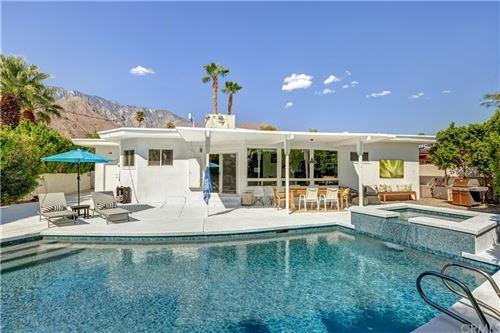 Photo of 2324 N Girasol Avenue, Palm Springs, CA 92262 (MLS # PW21206186)