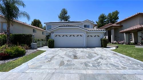 Photo of 28781 Woodside Drive, Saugus, CA 91390 (MLS # SR21098186)
