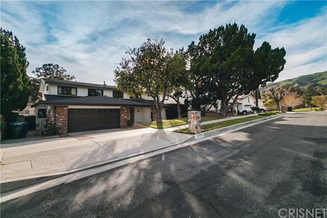Photo for 17212 Courbet Street, Granada Hills, CA 91344 (MLS # SR20014187)