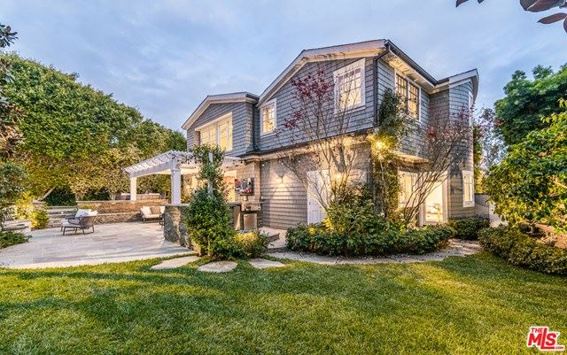 Photo of 1202 Rimmer Avenue, Pacific Palisades, CA 90272 (MLS # 21720188)