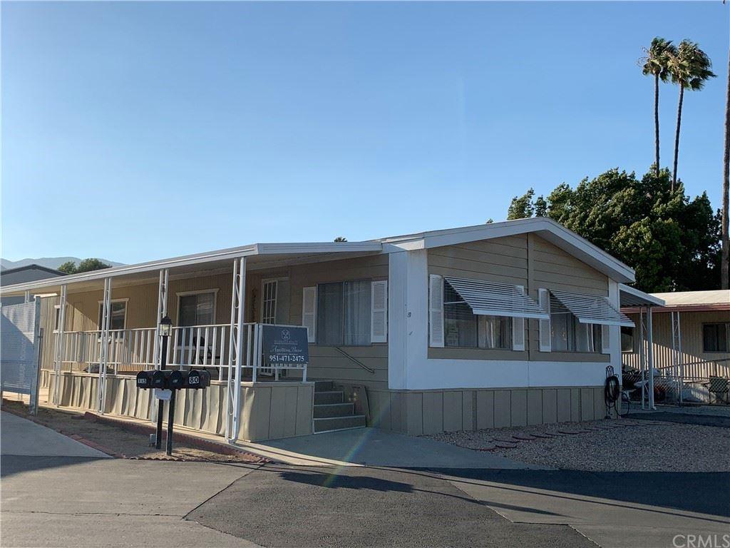32900 Riverside Drive #81, Riverside, CA 92530 - MLS#: SW21209188
