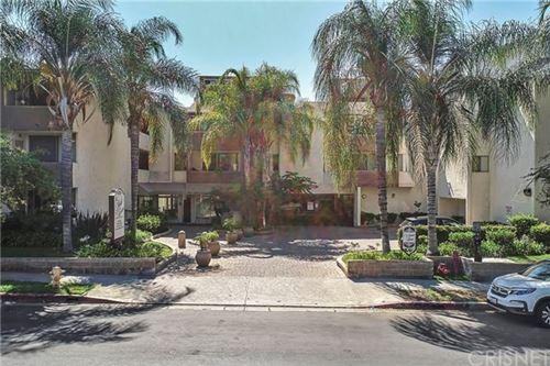 Photo of 5325 Newcastle Avenue #307, Encino, CA 91316 (MLS # SR20247189)