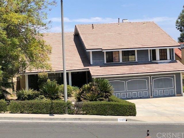 7006 Castle Peak Drive, West Hills, CA 91307 - #: SR21142189