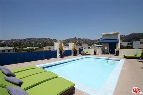Photo of 1355 N Sierra Bonita Avenue #211, West Hollywood, CA 90046 (MLS # 20597190)