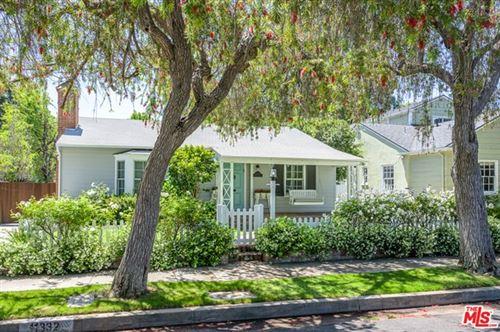 Photo of 11332 Albata Street, Los Angeles, CA 90049 (MLS # 20649190)
