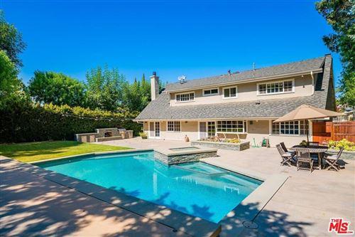 Tiny photo for 4041 Ellenita Avenue, Tarzana, CA 91356 (MLS # 21754190)