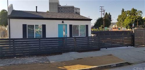 Photo of 1035 Lord Street, Los Angeles, CA 90033 (MLS # MB21206190)