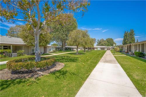 Photo of 13321 Fairfield Lane M-8 #182B, Seal Beach, CA 90740 (MLS # PW21201190)