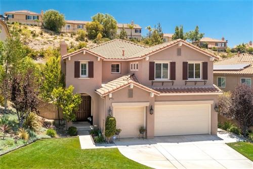 Photo of 17320 Summit Hills Drive, Canyon Country, CA 91387 (MLS # SR21157191)