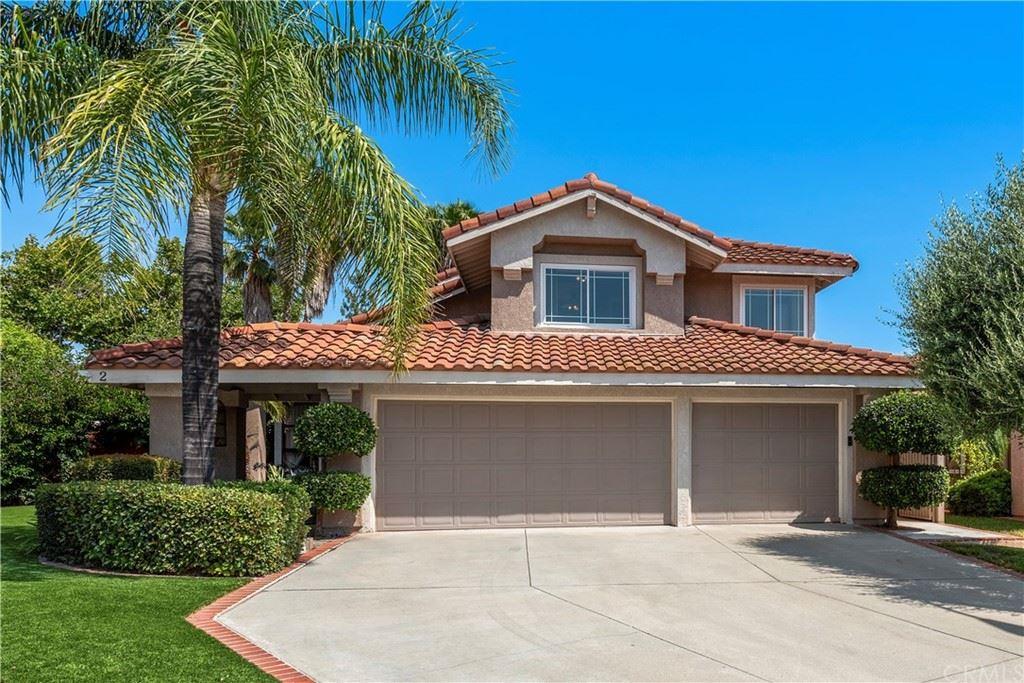 2 Via De La Mesa, Rancho Santa Margarita, CA 92688 - MLS#: OC21151191