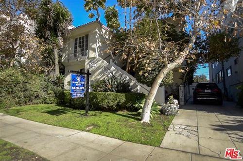 Photo of 1144 S Wooster Street, Los Angeles, CA 90035 (MLS # 20665192)