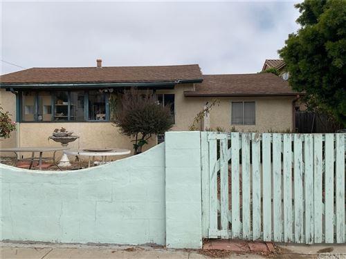 Photo of 1205 Mentone Avenue, Grover Beach, CA 93433 (MLS # PW21151192)
