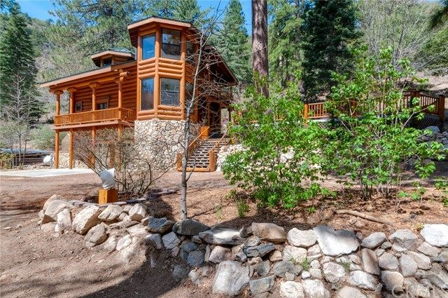 6200 Mountain Home Creek Road, Angelus Oaks, CA 92305 - MLS#: EV21092192