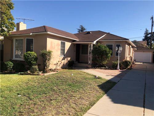 Photo of 106 E Linda Vista Avenue, Alhambra, CA 91801 (MLS # AR21229193)
