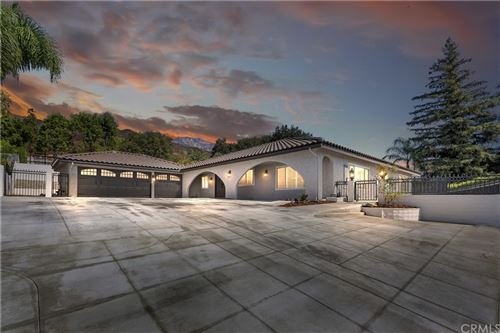 Photo of 2480 San Mateo Drive, Upland, CA 91784 (MLS # CV21219193)