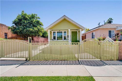 Photo of 456 E Morningside Street, Long Beach, CA 90805 (MLS # PW21208193)