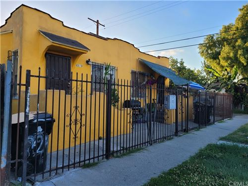 Photo of 8217 Towne Avenue, Los Angeles, CA 90003 (MLS # RS21169193)