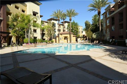 Photo of 24595 Town Center Drive #3107, Valencia, CA 91355 (MLS # SR21108193)