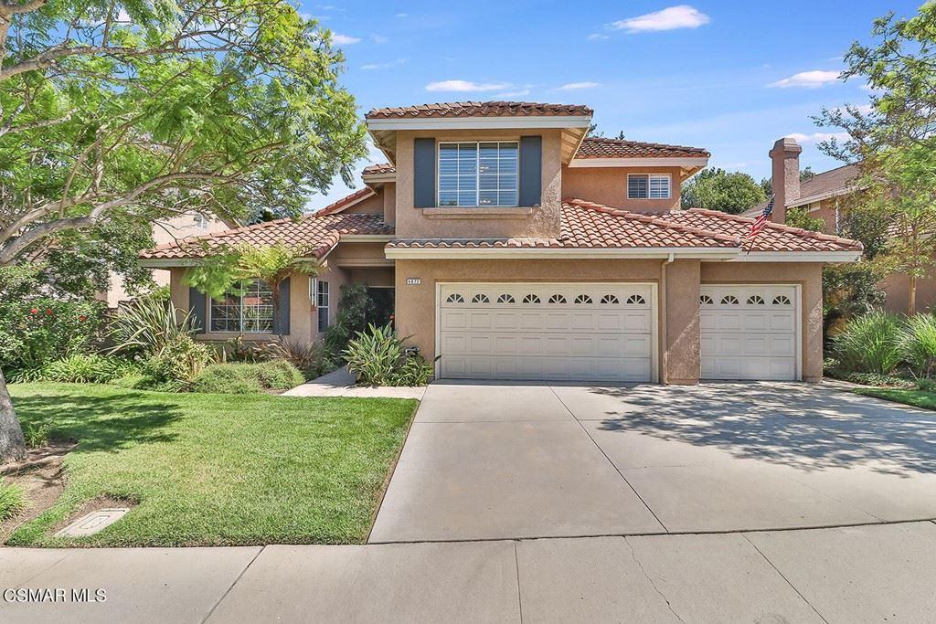 4072 Pine Hollow Place, Moorpark, CA 93021 - MLS#: 221005193