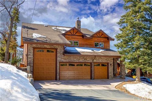 Photo of 43369 Ridge Crest Drive, Big Bear, CA 92315 (MLS # EV21041194)