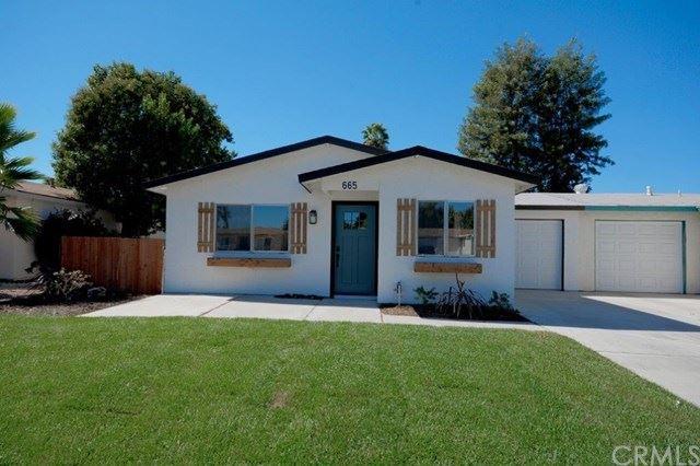 665 San Pasquell Street, Hemet, CA 92545 - MLS#: CV20219194