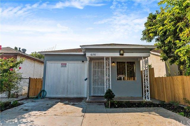 628 W Peach Street, Compton, CA 90222 - MLS#: DW20209194