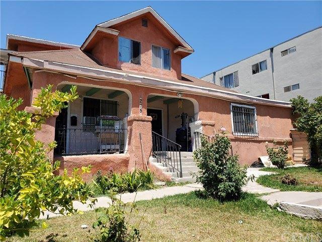 Photo of 275 S Union Avenue, Los Angeles, CA 90026 (MLS # CV20156195)