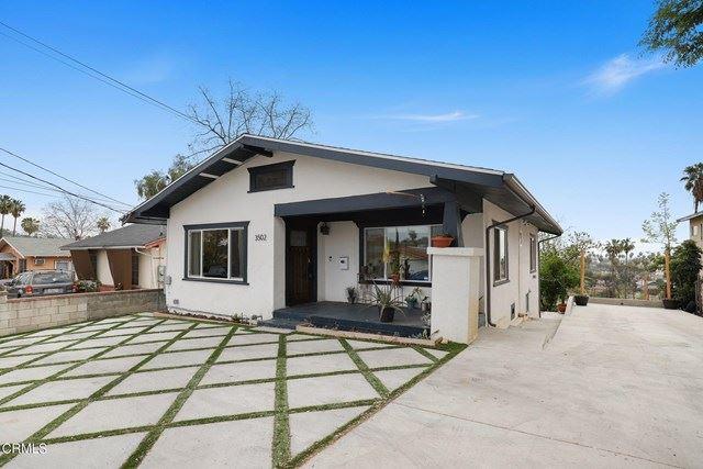 3502 Linda Vista Terrace, Los Angeles, CA 90032 - MLS#: P1-4195
