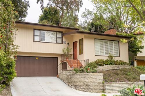 Photo of 588 Dryad Road, Santa Monica, CA 90402 (MLS # 21719196)
