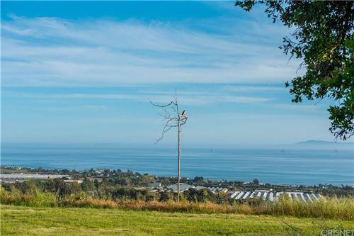 Photo of 3600 Foothill Road, Carpinteria, CA 93013 (MLS # SR20050196)