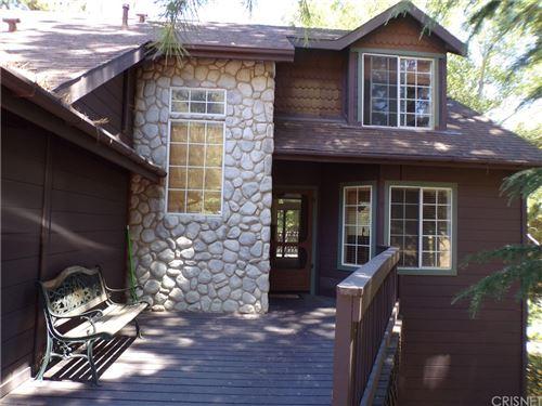 Photo of 2116 Bernina Drive, Pine Mtn Club, CA 93222 (MLS # SR20159196)