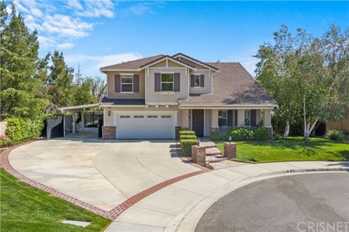 Photo of 18810 Laurel Crest Lane, Canyon Country, CA 91351 (MLS # SR21101196)