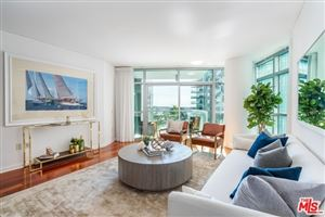 Photo of 13650 MARINA POINTE Drive #705, Marina del Rey, CA 90292 (MLS # 19448198)