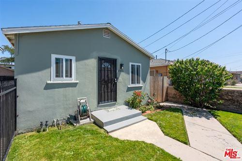 Photo of 10816 S Burl Avenue, Inglewood, CA 90304 (MLS # 20596198)