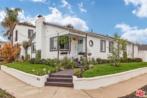 Photo of 1442 S Ellsmere Avenue, Los Angeles, CA 90019 (MLS # 21732198)