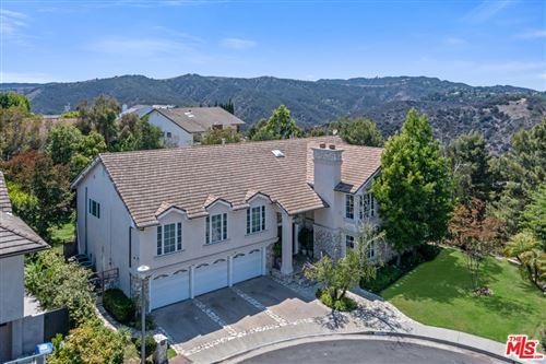 Photo of 15518 Via Cantare Street, Los Angeles, CA 90077 (MLS # 21766198)