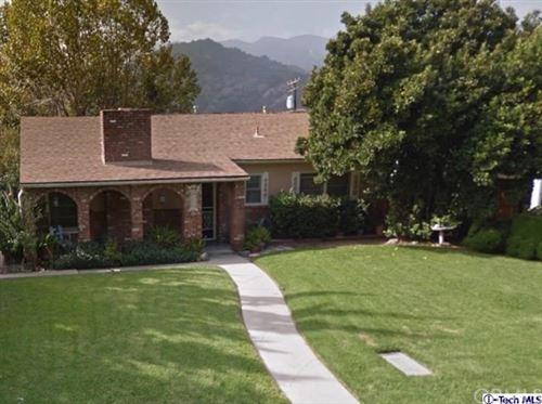 Photo of 2906 Hermosa Avenue, La Crescenta, CA 91214 (MLS # 320003198)