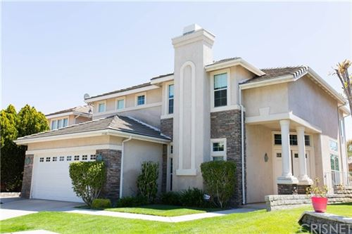 Photo of 25580 Wilde Avenue, Stevenson Ranch, CA 91381 (MLS # SR20065198)