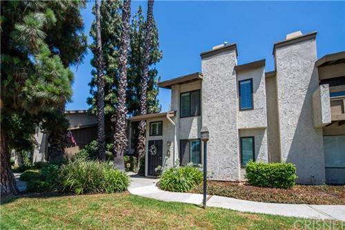 Photo of 16235 Devonshire Street #8, Granada Hills, CA 91344 (MLS # SR20132198)
