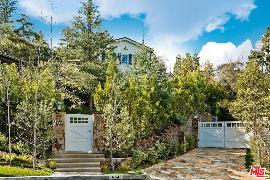 664 Elkins Road, Los Angeles, CA 90049 - MLS#: 21772198