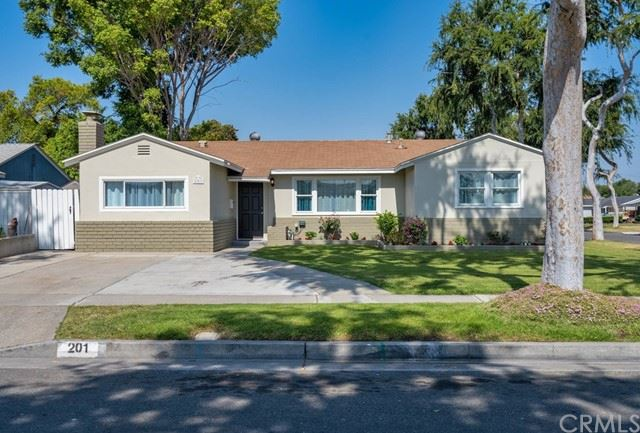 201 S Cedar Avenue, Fullerton, CA 92833 - MLS#: PW21123198